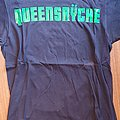 Queensryche - Rage for order - official tourshirt - Rage '86 backprint