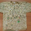 Primus - TShirt or Longsleeve - Primus - all over printed official shirt