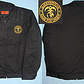 Queensryche - Battle Jacket - Queensryche - Rage for order - official jacket with embroided RFO logo from the...