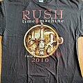 Rush - TShirt or Longsleeve - Rush - Time machine - official tourshirt