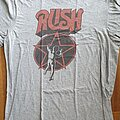 Rush - TShirt or Longsleeve - Rush - Starman logo - origin unknown