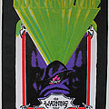 Queensryche - Patch - Queensryche - The Warning - official backpatch