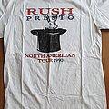 Rush - TShirt or Longsleeve - Rush - Presto - tour shirt, official reprint