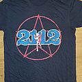 Rush - 2112 tourshirt, reprint