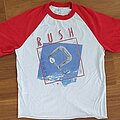 Rush - TShirt or Longsleeve - Rush - Grace under pressure shirt