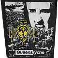 Queensryche - Patch - Queensryche - Operation Mindcrime - official backpatch
