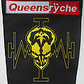 Queensryche - Patch - Queensryche - Operation Mindcrime - embroided backpatch