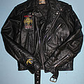 Queensryche - Battle Jacket - queensryche - operation mindcrime - promo leather jacket from the 1988-89 world...