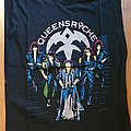 Queensryche - Rage for order - official tourshirt - US & European dates backprint
