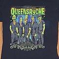 Queensryche - TShirt or Longsleeve - Queensryche - S/T - official shirt