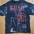 Rush - Moving Pictures - official shirt from the TIme Machine tour 2010