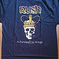 Rush - TShirt or Longsleeve - Rush - A farewell to kings - official shirt from 2015