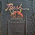 Rush - Hemispheres - 40th anniversary - official T-Shirt