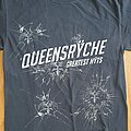 Queensryche - TShirt or Longsleeve - Queensryche - Greatest Hyts - bootleg shirt with Tri-Ryche logo from the S/T...