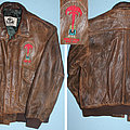 Queensryche - Battle Jacket - Queensryche - Empire - embroided leather jacket for the 1990 - 1991 world tour