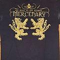 Mercenary - TShirt or Longsleeve - Mercenary - The year of the plague - official shirt