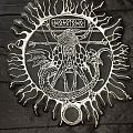 Order From Chaos Leather Backpatch