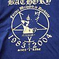 Bathory tribute shirt