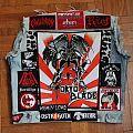 Tokyo Blade - Battle Jacket - Kutte (back)