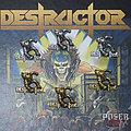 Destructor - Pin / Badge - Destructor 3D Metal Pin - Hopping Evil