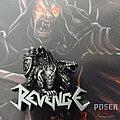 Revenge - Pin / Badge - Revenge 3D Pin - Harder Than Steel