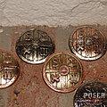 Stormwarrior - Pin / Badge - Stormwarrior 3D Pin – Viking Shield