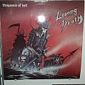 Living Death Vengeance of Hell Tape / Vinyl / CD / Recording etc