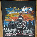 Sodom Persecution Mania Backpatch