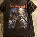 Running Wild - TShirt or Longsleeve - Running Wild Black Hand Inn Tour Shirt