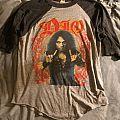 Dio - TShirt or Longsleeve - Dio Sacred Heart Tour 1985 Jersey Shirt