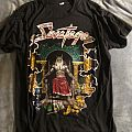 Savatage World Devastation Tour Shirt