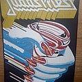 Judas Priest - Patch - turbo backpatch