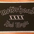 Motörhead - Patch - Motörhead Bad Magic
