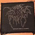 Darkthrone - Patch - Darkthrone official patch