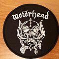 Motörhead - Patch - Motörhead snaggletooth