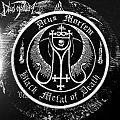 Deus Mortem - Black Metal Of Death official patch