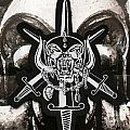 Motörhead - Patch - Snaggletooth woven patch