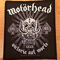 Motörhead - Patch - Motörhead Victoria