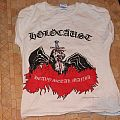 Holocaust Heavy metal mania shirt