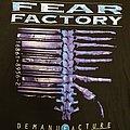 Fear Factory- Demanufacture tour - 1995