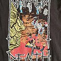 Napalm Death - Harmony corruption - LS - 1990 TShirt or Longsleeve