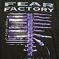 Fear Factory- Demanufacture tour - 1996