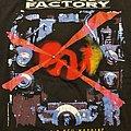 Fear Factory- Suffer bastard tour - 1993