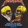 Metallica - Tour 1992 (parking lot) TShirt or Longsleeve