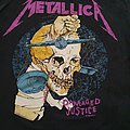 Metallica - Damaged justice - 1988 TShirt or Longsleeve