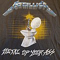 Metallica - Metal up your ass - 1985 TShirt or Longsleeve