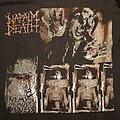 Napalm Death - Enemy of the music business tour - 2002