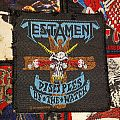Testament - Disciples of the Watch  Patch