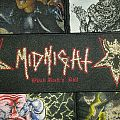 Midnight - Black Rock'n'Roll Patch