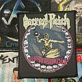 Sacred Reich woven patch